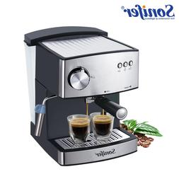 1.6L <font><b>Espresso</b></font> Electric Coffee <font><b>M