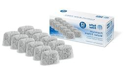 12-Pack - KRUPS F47200 Compatible Duo Filters Water Filtrati