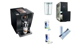 Jura 15182 Automatic Coffee Machine Z6, Aluminum Black Promo