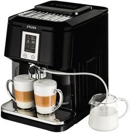 Krups 2-in-1 Espresso and Cappuccino Machine Fully Automatic
