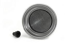 Gaggia 21000491 Stainless Steel 2 Cup Filter Basket with Pin