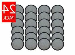 Premium Replacement Charcoal Water Filter Disks for ALL Mr.