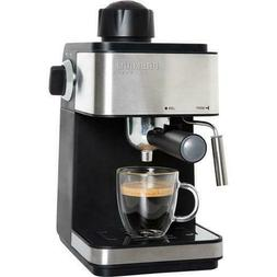 Premium - 3-In-1 Steam Espresso, Cappuccino and Latte Machin