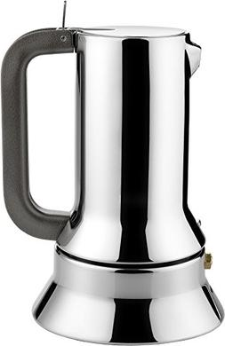 Alessi 9090/3 Stove Top Espresso 3 Cup Coffee Maker in 18/10