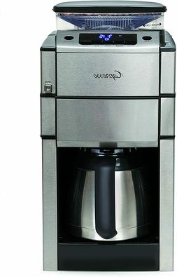 Capresso 488.05 Team Pro Plus Coffee Maker, Thermal Carafe,