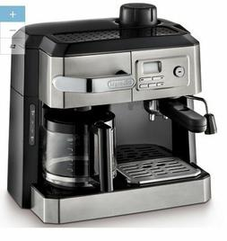 "DELONGHI BCO330T and Espresso Machine 24"" x 14"" x 14"" Black/"