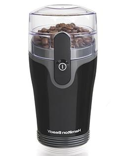 Hamilton Beach Fresh Grind Coffee Grinder , 1, Black