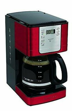 Mr. Coffee Advanced Brew 12-Cup Auto-Pause Programmable Coff
