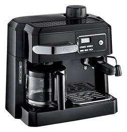 Delonghi BCO320 Combi Espresso Maker Coffee Machine 220-Volt