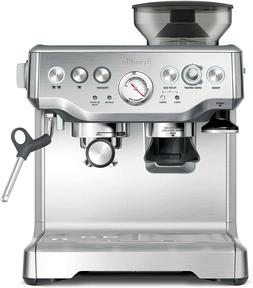 Breville BES870XL Barista Express Espresso Machine, Large, S