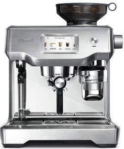 Breville BES990BSS1BUS1 Fully Automatic Espresso Machine, Or