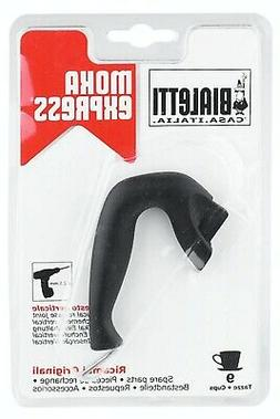 Bialetti Black Replacement Handle For 9-12 Cup Moka Express