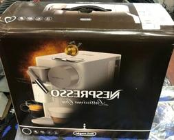 brand new black delonghi nespresso lattissima one