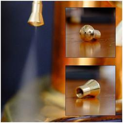 Brass Single hole STEAM  WAND FROTHING TIP / NOZZLE FOR LA P