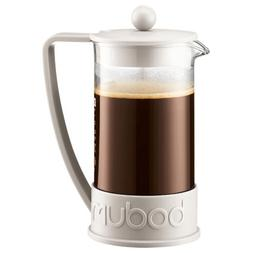 Bodum New Brazil 8-Cup French Press Coffee Maker, 34-Ounce,