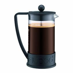 Bodum Brazil French Press 8 Cup Coffee Maker Cafetiere 1L /