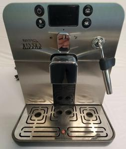 Gaggia Brera SUP037RG Black Stainless Steel Automatic Coffee