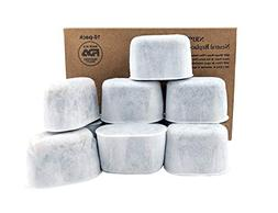 NRP 10-pack BREVILLE Compatible Replacement Hybrid Water Fil