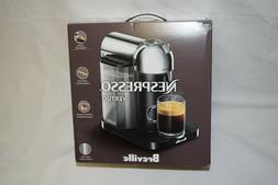 breville vertuo coffee espresso machine chrome new