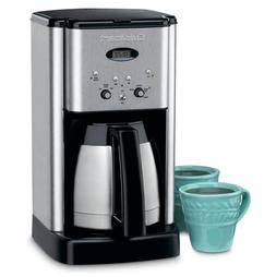 Cuisinart Brew Central 10-Cup Coffeemaker with Thermal Caraf
