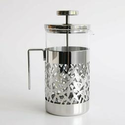 Alessi Cactus French Press Coffee Maker, 8 Cups MSA12/8 Desi
