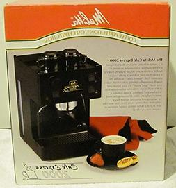 The Melitta Cafe Express 2000 Model K7953