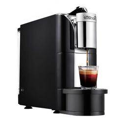 Capsule Espresso Coffee Machine Single Serve Brewer Portable
