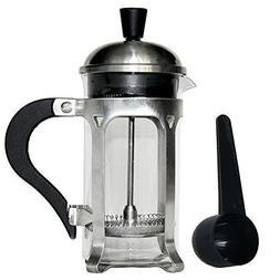 CHEFHUB French Press Coffee Maker-10oz  1-2 Cup Espresso and