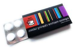 cino cleano Cleaning Tablets, for Breville Espresso Coffee M