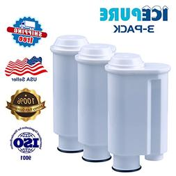 3 Pack Icepure CMF005 Compatible with Brita Intenza+ Philips