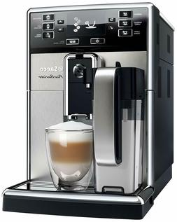 Coffee Grinder And Maker All In One Automatic Espresso Machi