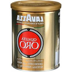 Lavazza Coffee Grnd Qualita Oro Can