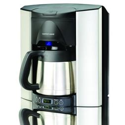 Coffee Machines Brew Express BEC-110BS 10-Cup Countertop Cof
