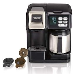 Hamilton Beach  FlexBrew Coffee Maker with Thermal Carafe, S