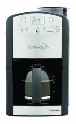 Capresso Coffeeteam Gs 10-cup Digital Coffeemaker with Conic