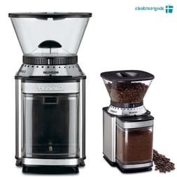commercial electric burr coffee grinder mill automatic