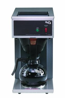 Wilbur Curtis Commercial Pourover Coffee Brewer 64 Oz Coffee