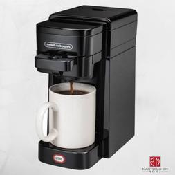 Compact Single Serve K cup Coffee Maker Machine for Small Sp