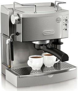 DeLonghi Ec702 15 Bar Pump Driven Espresso Latte and Cappucc
