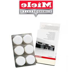 Miele Descaling Tablets - 6pk - Removes Calcium in Some Coun