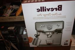 Breville Duo Temp Pro Espresso Machine BES810BSS Stainless S