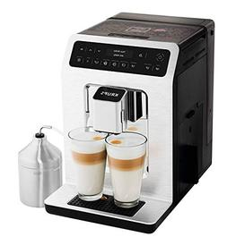 KRUPS EA89 Deluxe One-Touch Super Automatic Espresso and Cap