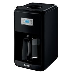 KRUPS EC311 SAVOY Programmable Digital Coffee Maker Machine