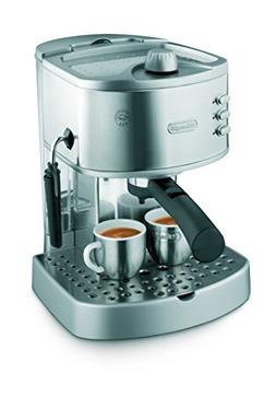 DeLonghi EC330 15-Bar Pump Espresso and Cappuccino Machine w