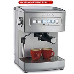 Cuisinart EM-200 Programmable Espresso Maker with 1 Year Ext