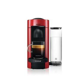 Nespresso ENV150R Vertuoplus Coffee and Espresso Maker by De