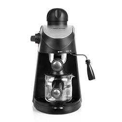 BESTEK 3.5 Bar Steam Espresso and Cappuccino Maker Coffee Ma