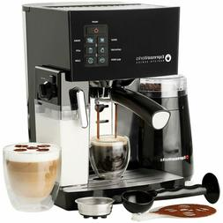 Espresso Machine Cappuccino Maker 19 Bar Pump Set Frother Co