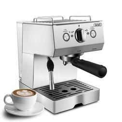 Espresso Machines 15 Bar Coffee Machine with Milk Frother Wa