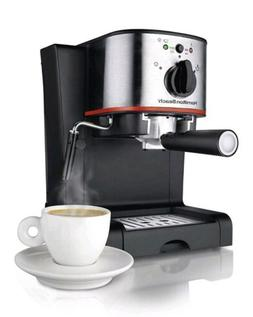 Espresso Machine Cappuccino Coffee Maker With Steam Frother
